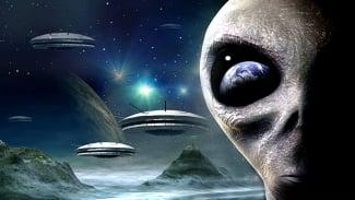 UFO dan alien.