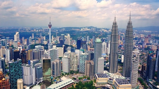 Kota Kuala Lumpur, Malaysia.