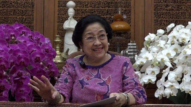 Presiden RI ke-5 Megawati Soekarnoputri Bicara Reformasi Perpajakan