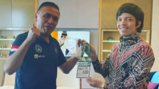 Mochamad Iriawan dan Atta Halilintar