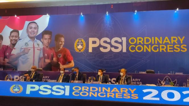 Kongres PSSI 2021