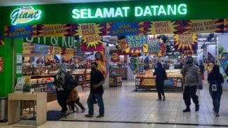 Karyawan Giant Dihantui PHK, Serikat Pekerja Bakal Surati Jokowi
