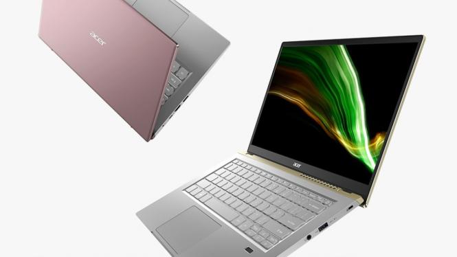 Acer Swift X.