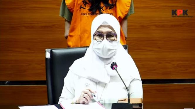Wakil Ketua KPK Lili Pintauli Siregar