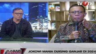 Debat Masinton Pasaribu dengan Ketua Jokowi Mania Immanuel Ebenezer