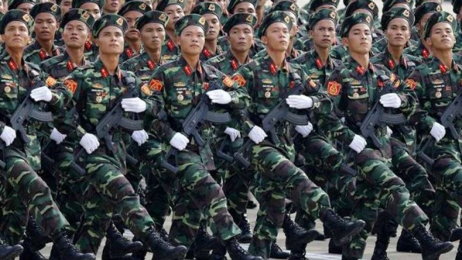 VIVA Militer: Pasukan Tentara Rakyat Vietnam (PAVN)