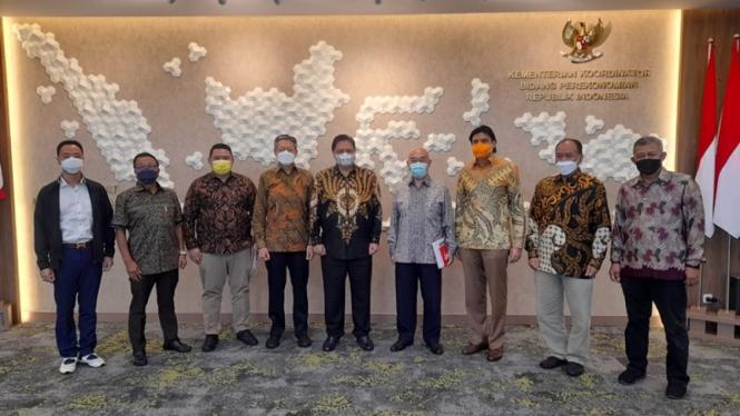 Pengurus Besar Wushu Indonesia dan Pengurus Besar Kick Boxing Indonesia