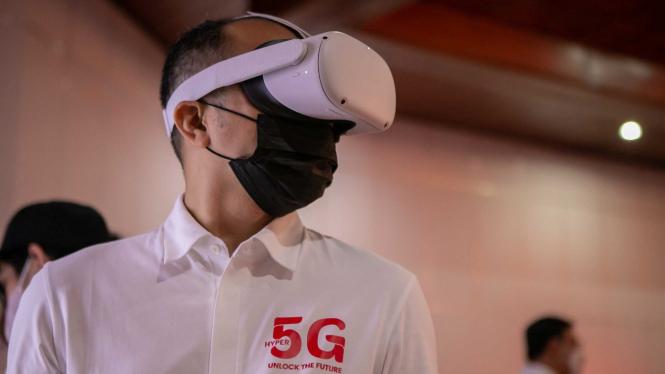 5G Telkomsel.