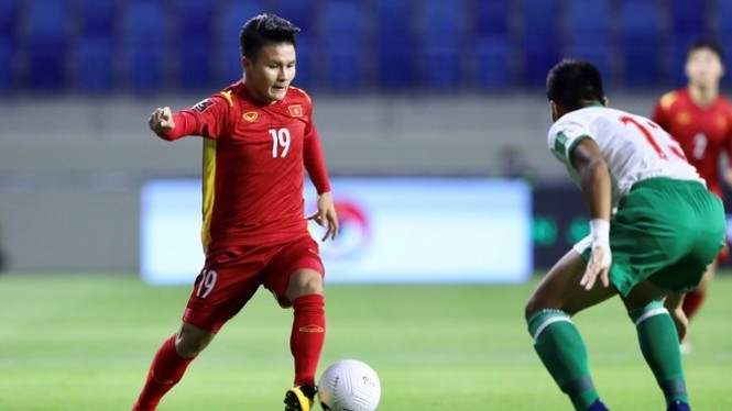 Duel Timnas Indonesia vs Vietnam