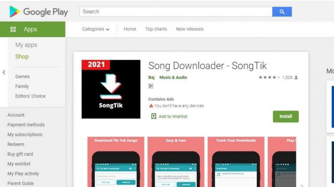 7 Cara Download Lagu Di Tiktok Dengan Mudah Dan Cepat Halaman 3