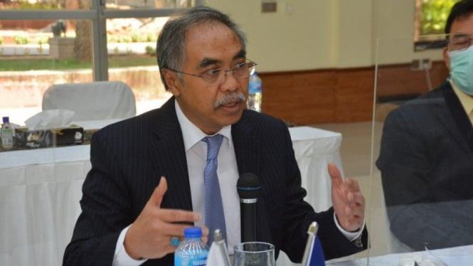 Duta Besar RI untuk Pakistan, Adam M Tugio.