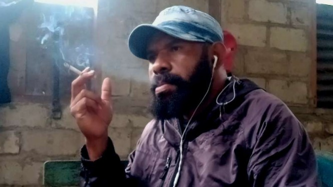 VIVA Militer: Pejabat Organisasi Papua Merdeka (OPM), Manuel Metemko