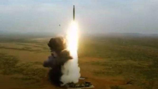 VIVA Militer: Rudal balistik Dongfeng DF-26