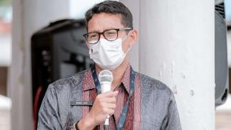 Menteri Pariwisata dan Ekonomi Kreatif Sandiaga Uno