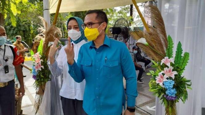 Wakil Wali Kota Tangerang Selatan, Pilar Saga.