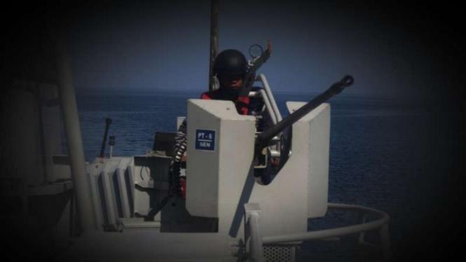 VIVA Militer: KRI Badik 623