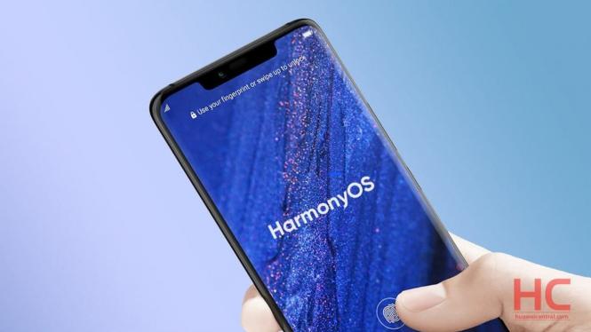 HarmonyOS Huawei.