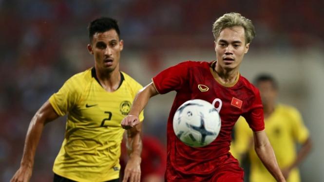 Pertandingan Timnas Malaysia vs Vietnam di Kualifikasi Piala Dunia 2022