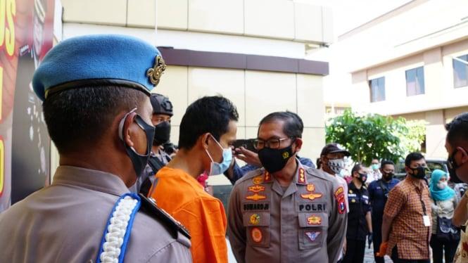 Guru ngaji lakukan sodomi ke murid-muridnya di Sidoarjo ditangkap