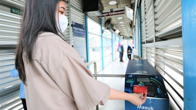 Produk digital Bank DKI dinilai kian diminati warga.