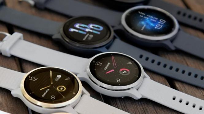 Jam pintar baru Garmin Venu 2 dan Venu 2S