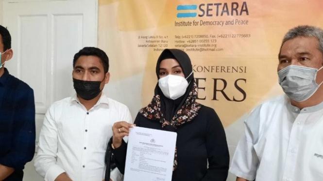 Setara laporkan Kapolres Kampar ke Propam Polri