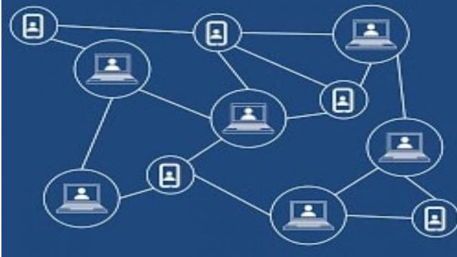 Blockchain .