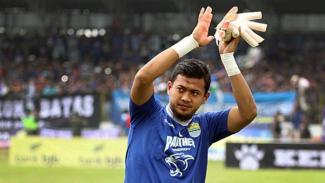 Kiper Persib Bandung, Muhammad Deden Natshir