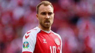 Gelandang Timnas Denmark, Christian Eriksen