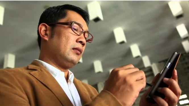 Gubernur Jawa Barat, Ridwan Kamil. (Instagram/ridwankamil)