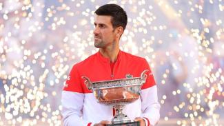 Novak Djokovic menjadi juara French Open 2021