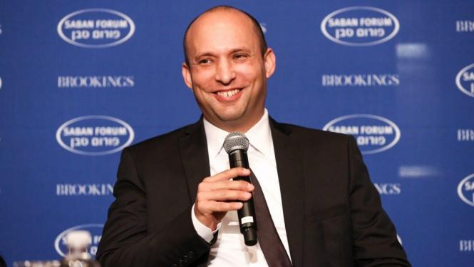 Perdana Menteri Israel Naftali Bennett.