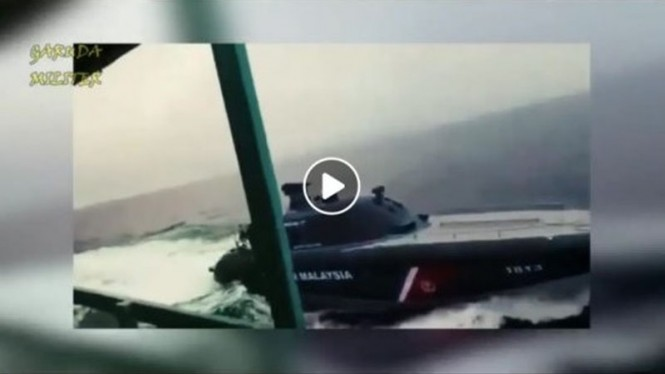 Kapal Malaysia masuk Wilayah Pengelolaan Perikanan Negara Republik Indonesia