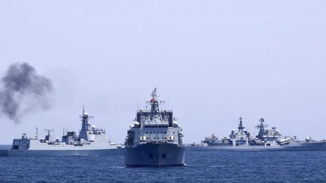 VIVA Militer: Armada tempur Angkatan Laut Rusia (VMF)