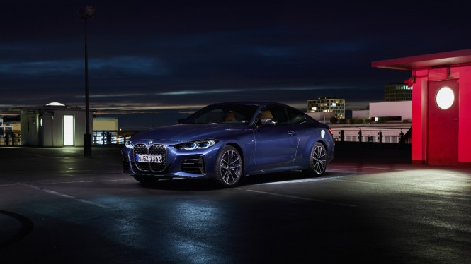 All New BMW 4 Series Coupe