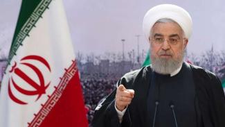 VIVA Militer: Presiden Iran, Hassan Rouhani