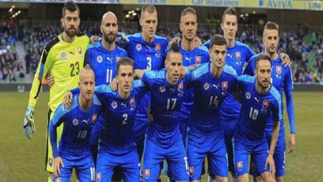 Skuad Slovakia di Piala Eropa 2020