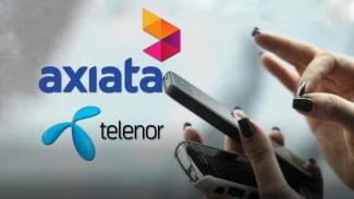 Axiata dan Telenor.