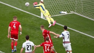 Pertandingan Hungaria vs Portugal dalam Grup EURO 2020