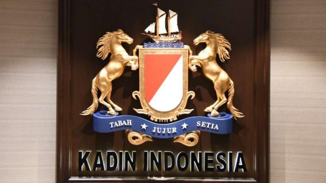 Logo Kadin Indonesia.