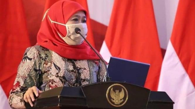 Khofifah indar Parawansa, Gubernur Jawa Timur (instagram/khofifah.ip)