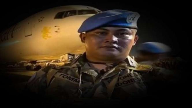 VIVA Militer: Mayor Inf Tommy Patria Herlambang