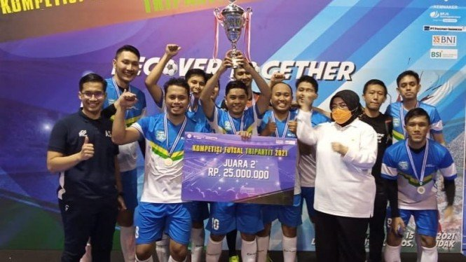 Kompetisi Futsal Tripartit