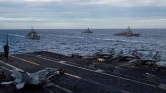 VIVA Militer: Armada tempur Angkatan Bersenjata AS (US Armed Force)