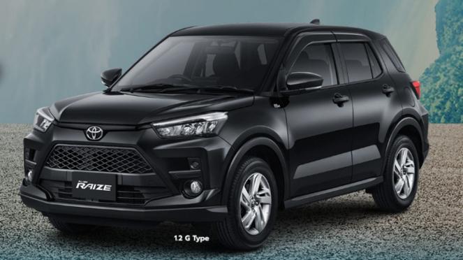 Toyota Raize 1.2