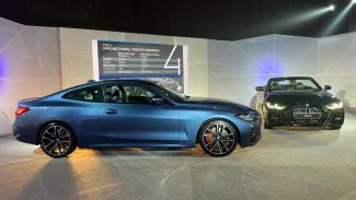 Peluncuran BMW The New 4 di Jakarta