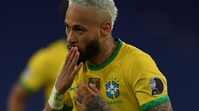 Bomber Brasil, Neymar
