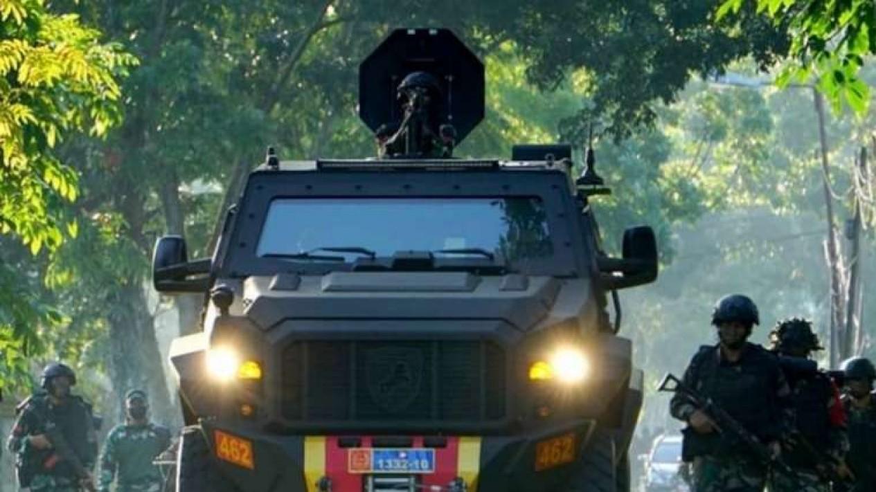 VIVA Militer: Pasukan Elite TNI AU bergerak rebut Pangkalan Udara