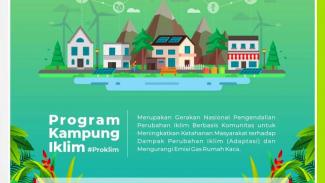 Program Kementerian Lingkungan Hidup, Kampung Iklim