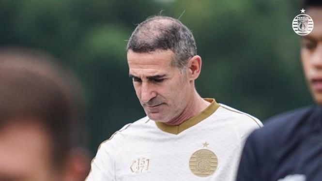 pelatih Persija, Angelo Alessio